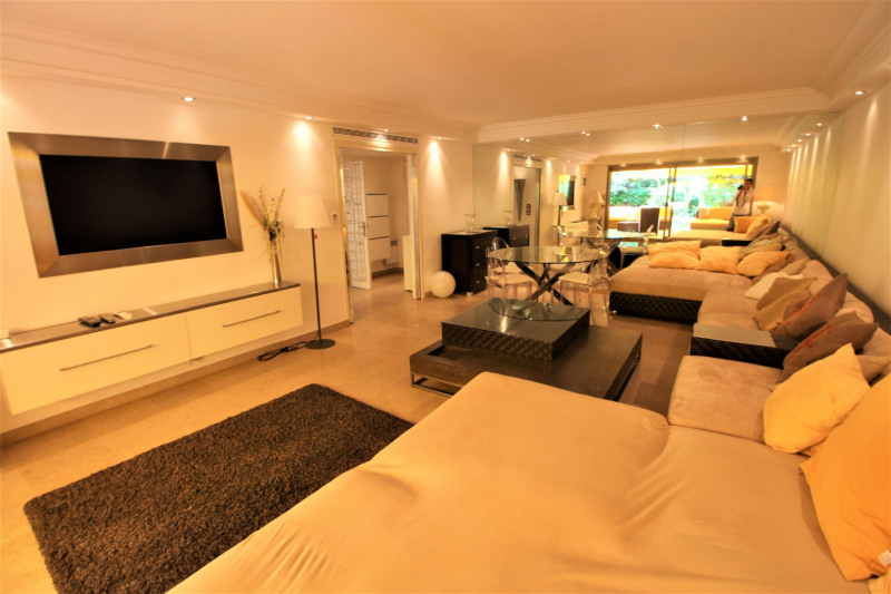 Sale apartment Cap d'antibes 570 000€ - Picture 5