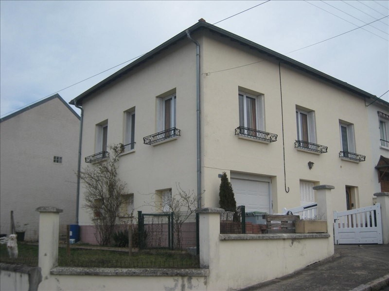Sale house / villa Cusset 183180€ - Picture 1