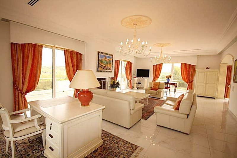 Deluxe sale house / villa Vallauris 1 800 000€ - Picture 2