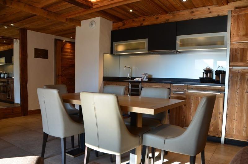 Vente de prestige appartement Chamonix mont blanc 490000€ - Photo 3