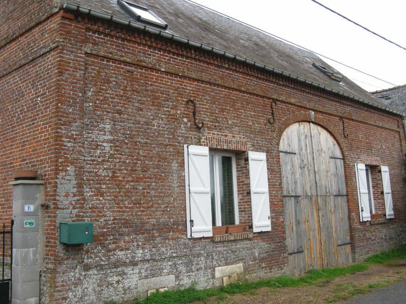 Venta  casa Lachapelle sous gerberoy 116500€ - Fotografía 9