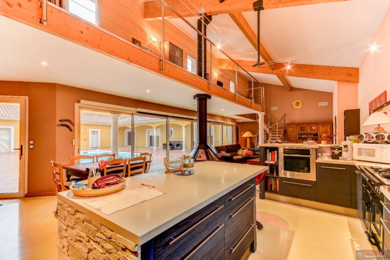 Vente de prestige maison / villa Villefranche de lauragais 615000€ - Photo 3