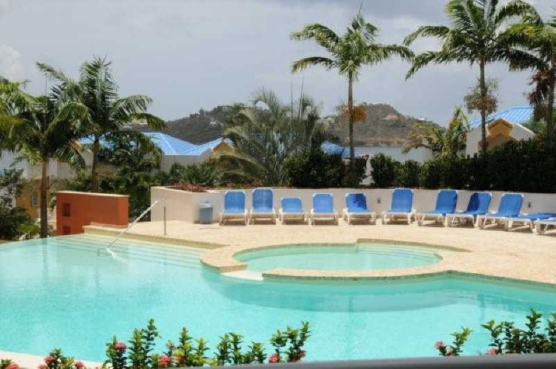 Deluxe sale apartment St martin 878 000€ - Picture 5
