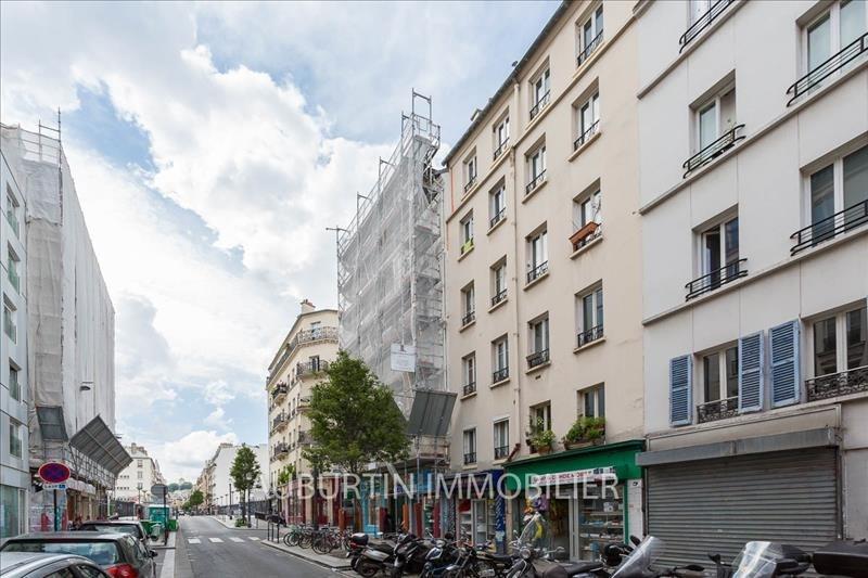 Venta  apartamento Paris 18ème 145000€ - Fotografía 4