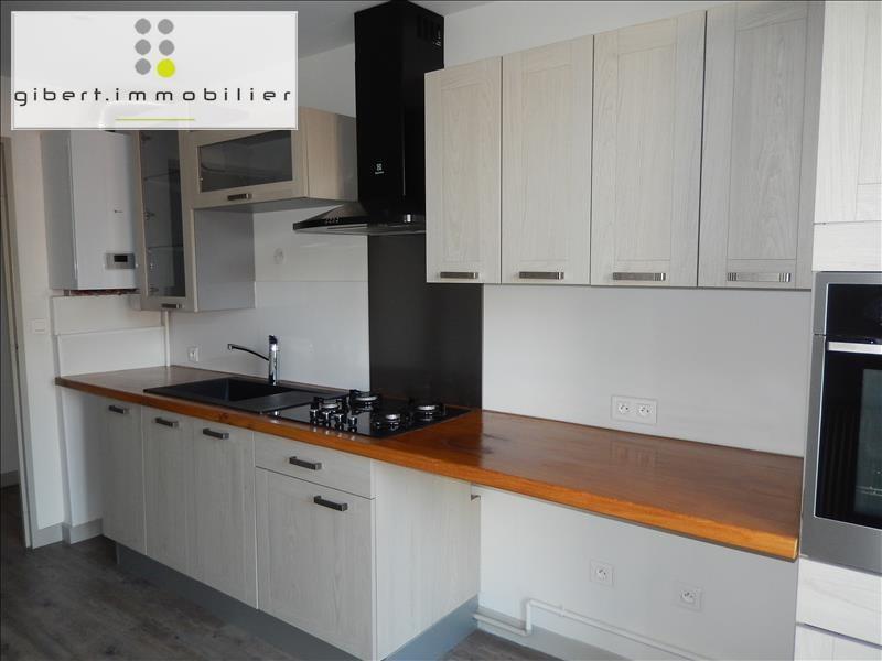 Rental apartment Le puy en velay 520€ CC - Picture 1