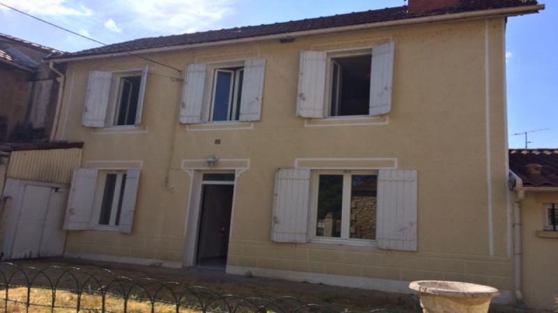 Location maison / villa Le buisson-de-cadouin 450€ CC - Photo 1