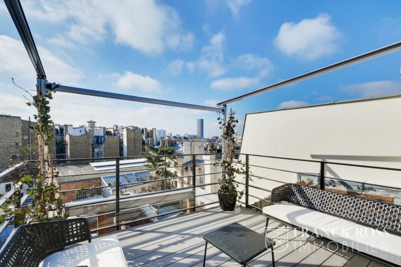 Rental apartment Paris 5ème 4300€ CC - Picture 16