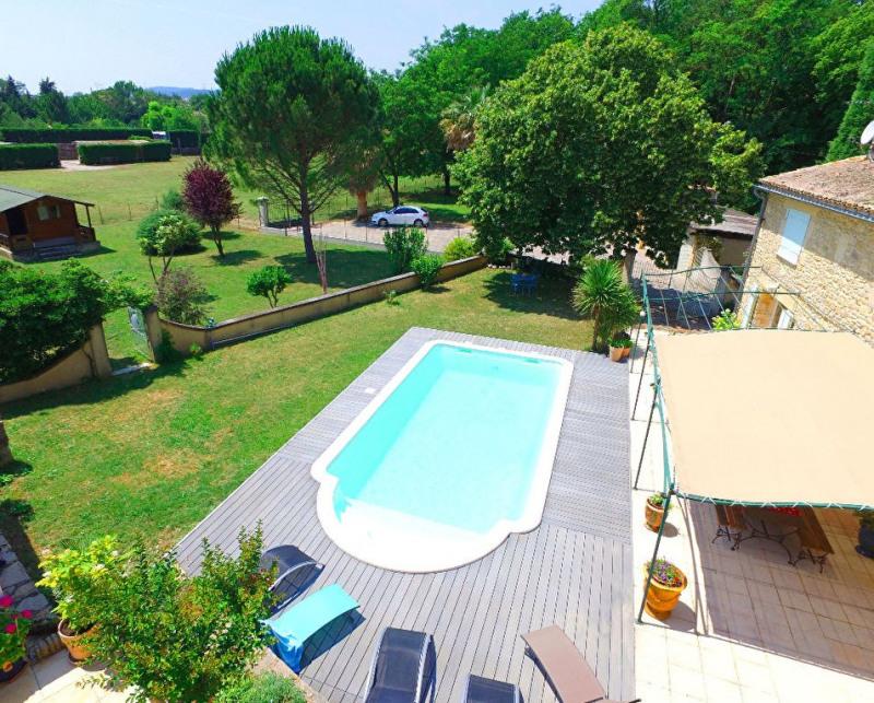 Vente maison / villa Bagnols sur ceze 440000€ - Photo 3