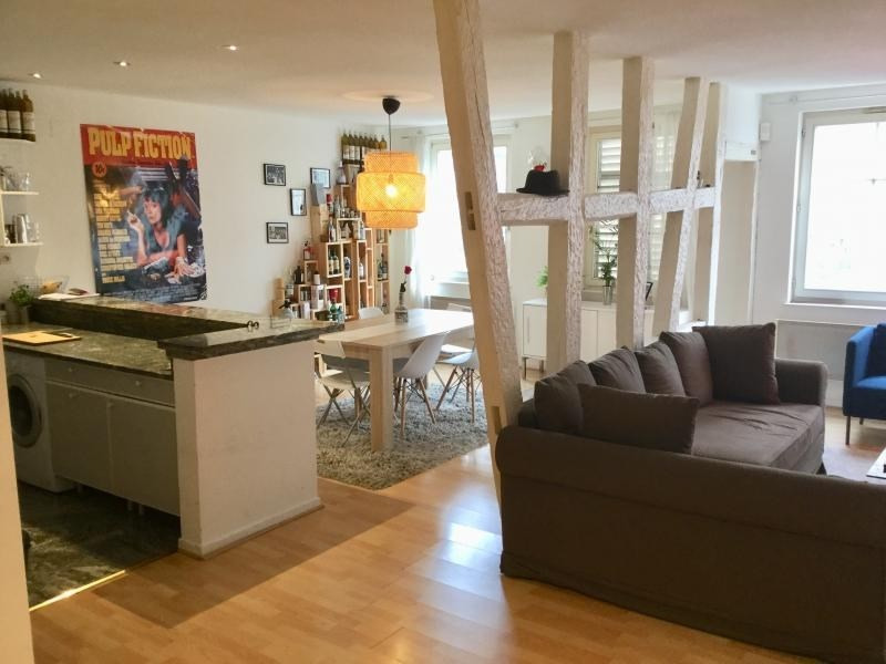 Rental apartment Strasbourg 990€ CC - Picture 1