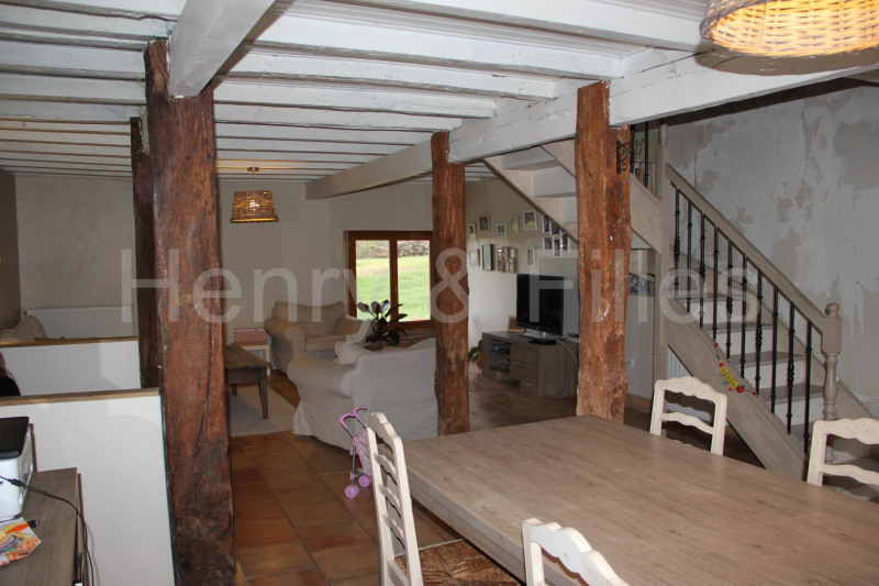 Sale house / villa Samatan 6 min 370000€ - Picture 9