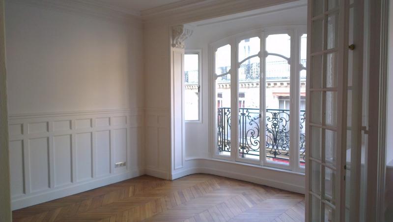 Rental apartment Paris 17ème 5350€ CC - Picture 2