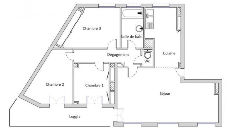 Vente appartement La mulatiere 158000€ - Photo 6