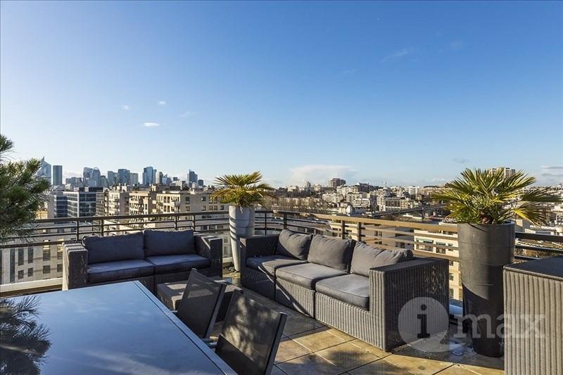 Deluxe sale apartment Levallois perret 1800000€ - Picture 4
