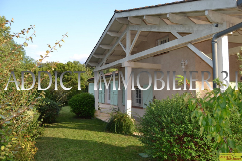 Vente maison / villa Secteur pechbonnieu 409 000€ - Photo 1