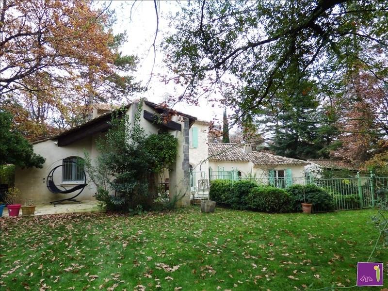 Immobile residenziali di prestigio casa Uzes 664000€ - Fotografia 9