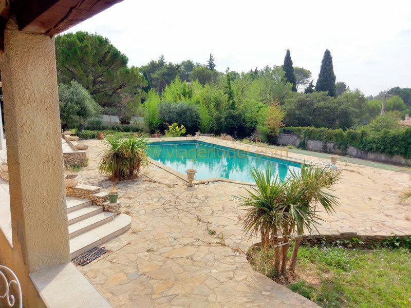Life annuity house / villa Nîmes 350 000€ - Picture 3