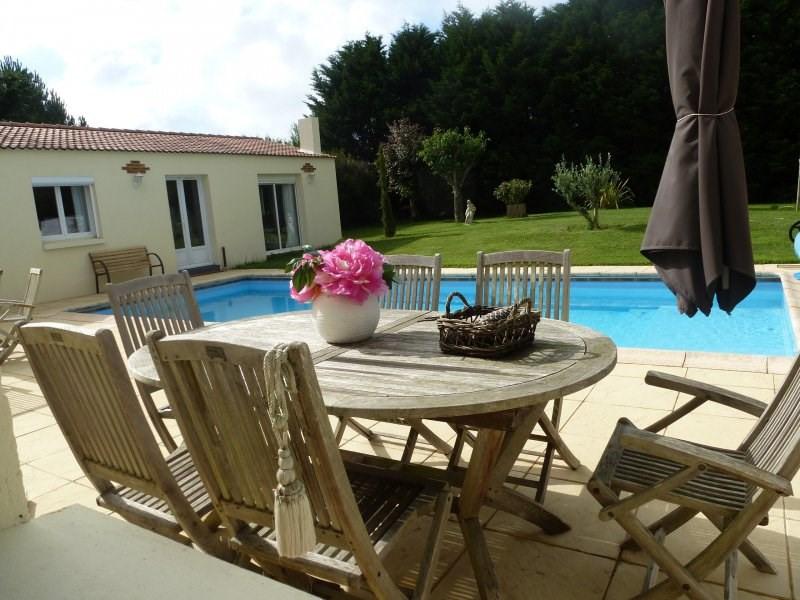 Vente maison / villa Chateau d'olonne 499000€ - Photo 21