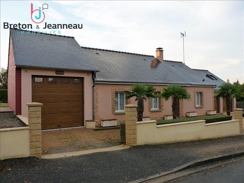 Vente maison / villa Gennes sur glaize 173680€ - Photo 4