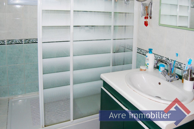 Vente maison / villa Verneuil d'avre et d'iton 165000€ - Photo 9