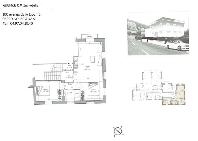 Prodotto dell' investimento appartamento Nice 370000€ - Fotografia 5