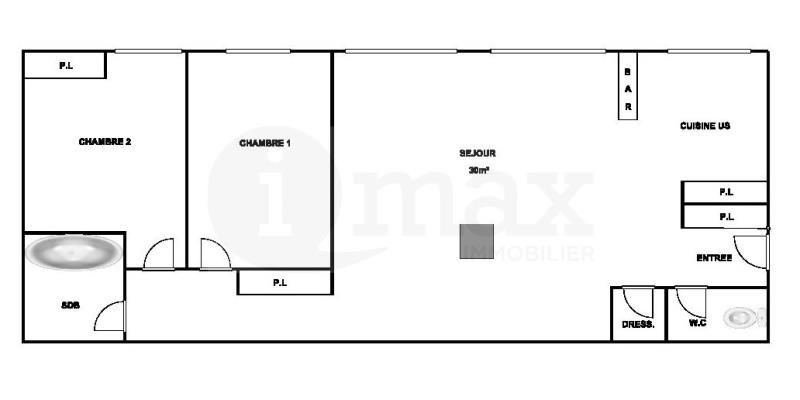 Sale apartment Levallois perret 545000€ - Picture 5