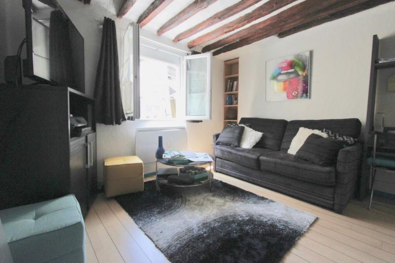 Vendita appartamento Paris 4ème 259000€ - Fotografia 1