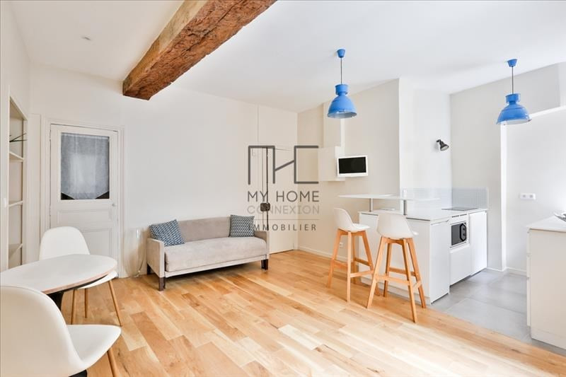Vente appartement Paris 4ème 526000€ - Photo 2