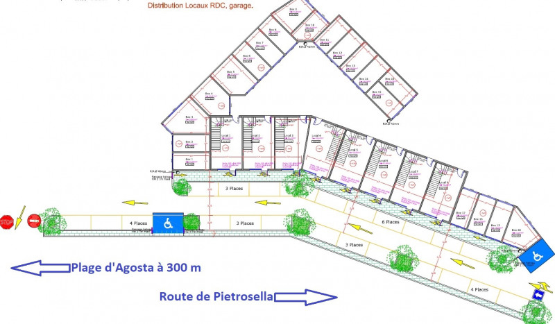 Sale parking spaces Pietrosella 30 000€ - Picture 13