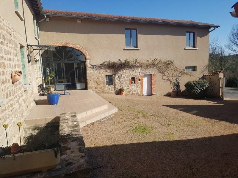 Vente maison / villa St laurent de chamousset 475000€ - Photo 2