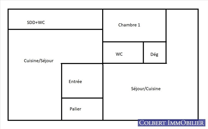 Vente immeuble Joigny 130000€ - Photo 5