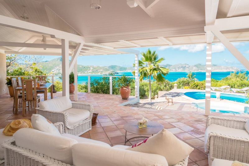 Sale house / villa St barthelemy  - Picture 2