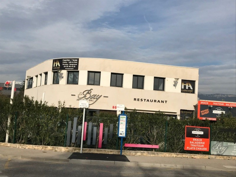 Location local commercial Six-fours-les-plages 450€ +CH - Photo 1