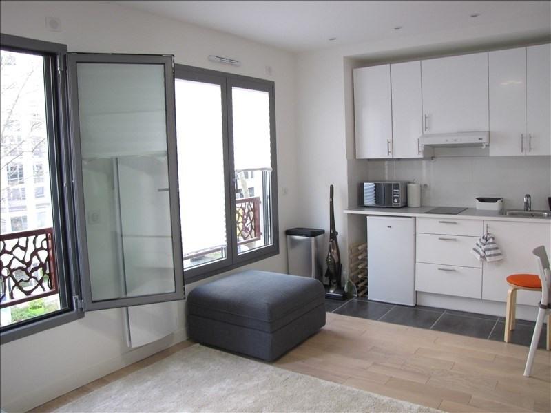 Rental apartment Boulogne billancourt 960€ CC - Picture 3
