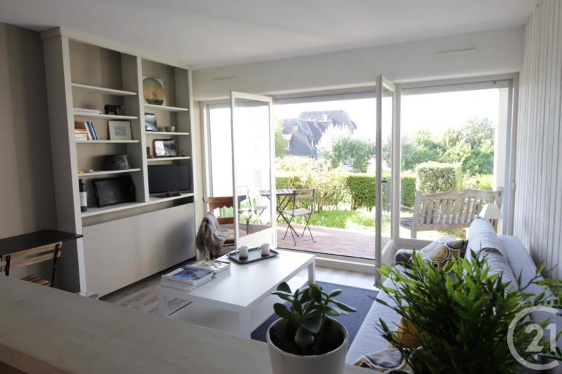 Venta  apartamento Trouville sur mer 129000€ - Fotografía 3
