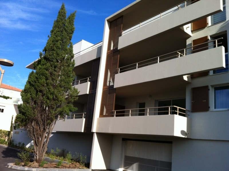 Rental apartment Sete 579€ CC - Picture 1