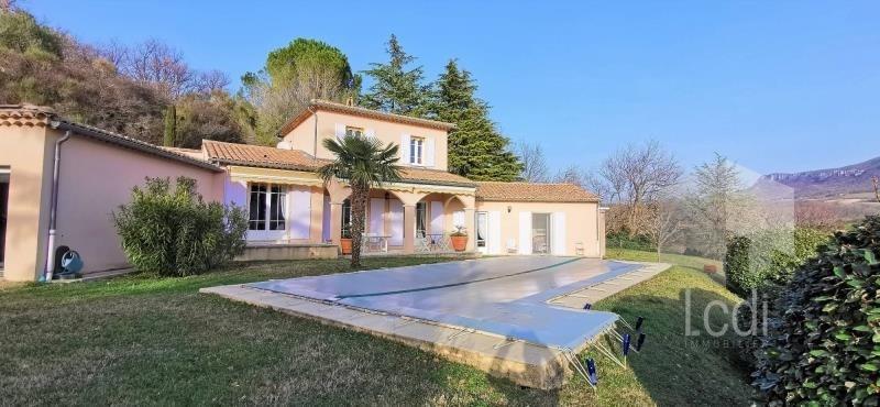 Vente maison / villa La bégude-de-mazenc 475000€ - Photo 1