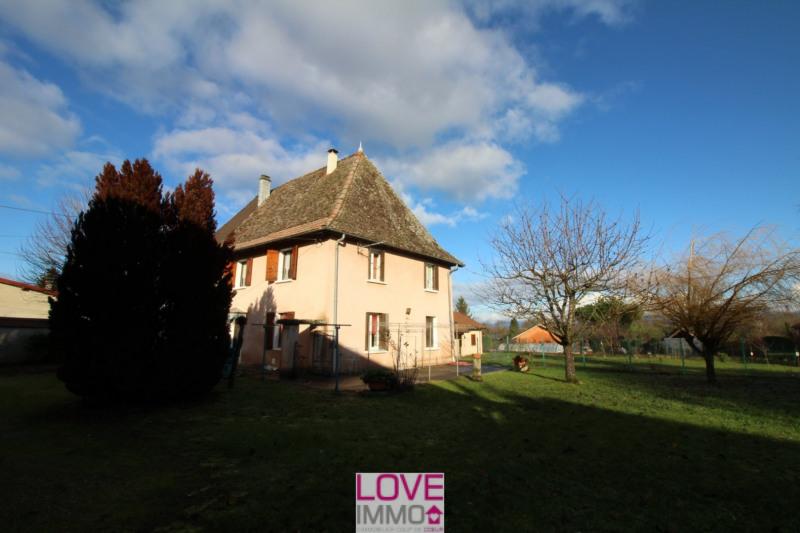 Vente maison / villa Dolomieu 172000€ - Photo 3