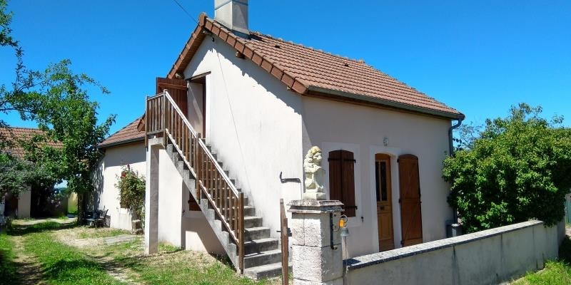 Vente maison / villa Charrin 49000€ - Photo 1
