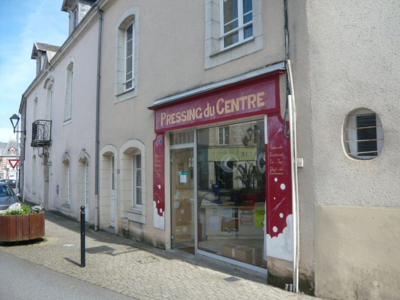 Commercial property sale shop Meslay du maine 19 000€ - Picture 1