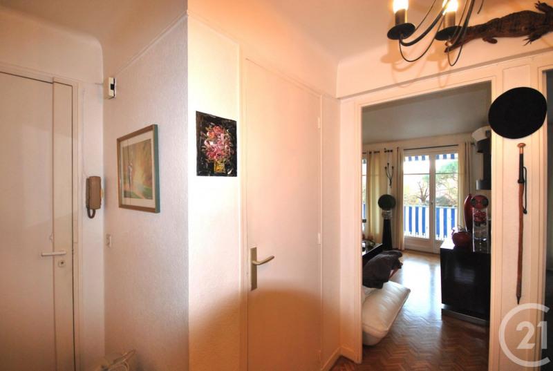 Verkoop  appartement Juan les pins 189000€ - Foto 7