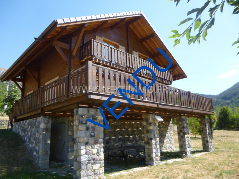 Sale house / villa Valdeblore 490000€ - Picture 1