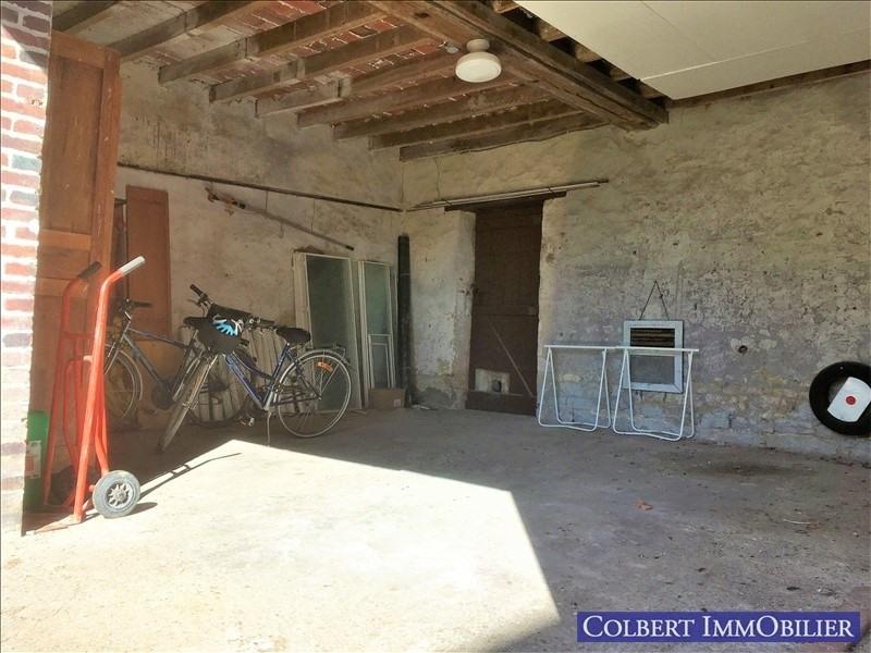 Vente maison / villa Neuvy sautour 118000€ - Photo 7