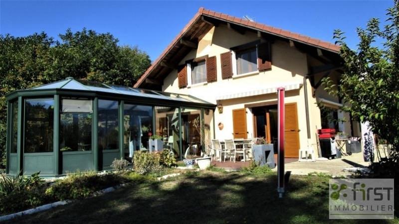 Deluxe sale house / villa Groisy 602000€ - Picture 4