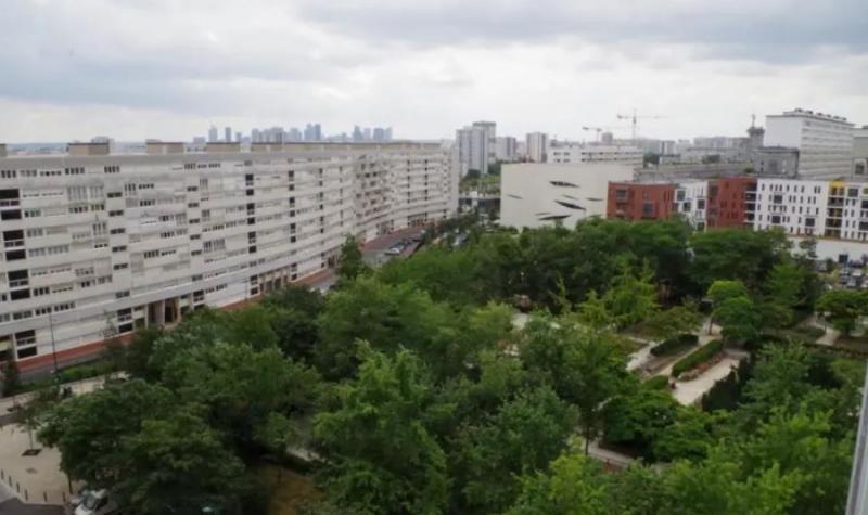 Vente appartement Gennevilliers 285000€ - Photo 1