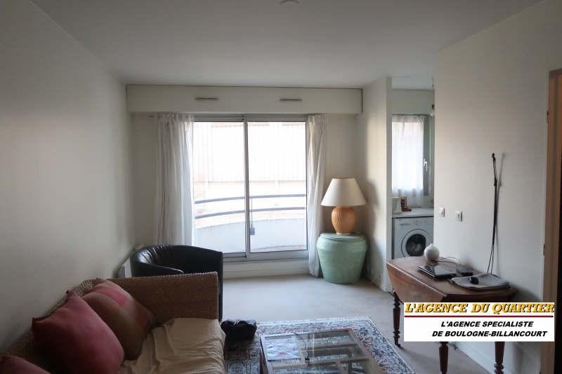 Rental apartment Boulogne billancourt 1195€ CC - Picture 1