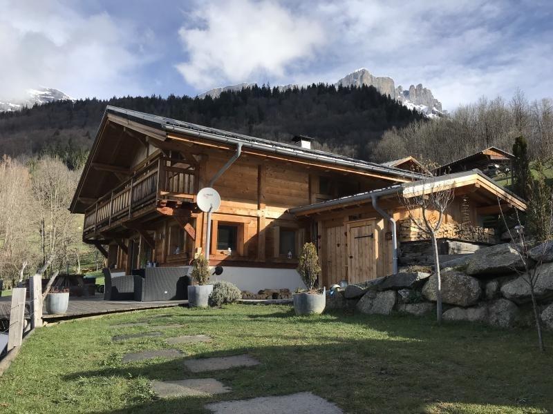 Deluxe sale house / villa Chamonix mont blanc 798000€ - Picture 3