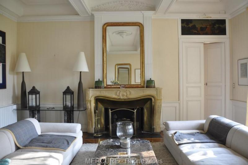 Vente de prestige château Charlieu 1160000€ - Photo 8