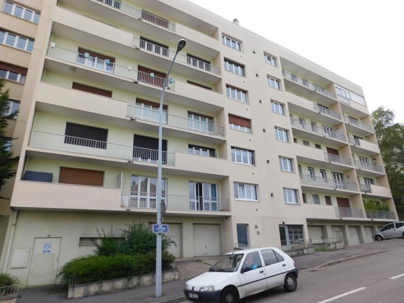 Vente appartement Metz 145220€ - Photo 1