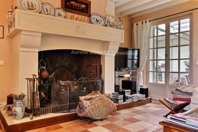 Deluxe sale house / villa Deauville 598000€ - Picture 2