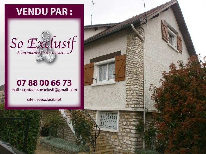Sale house / villa Ivry la bataille 242000€ - Picture 1